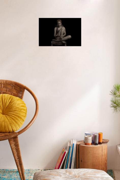 LA DELICADEZA   Digital de Carlota Lobo   Compra arte en Flecha.es