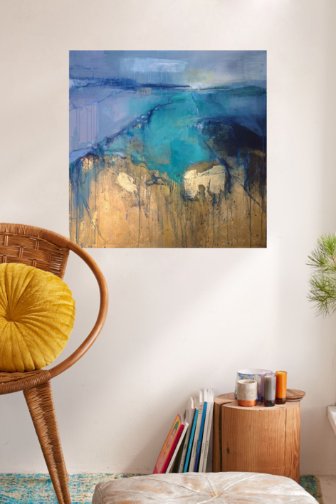 Abstract Reverie 2 | Pintura de Magdalena Morey | Compra arte en Flecha.es