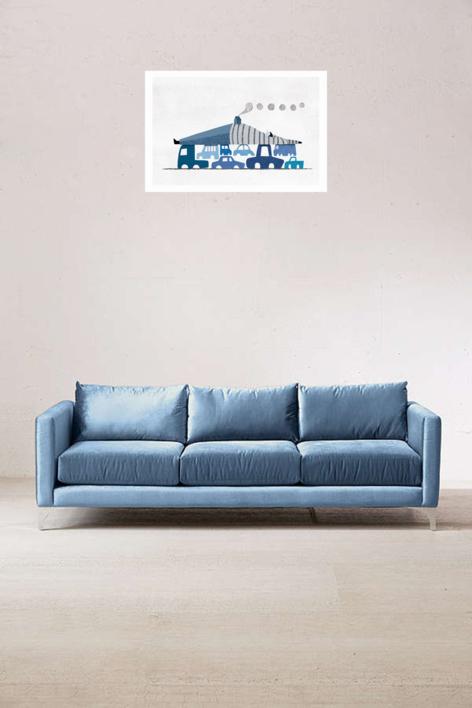 Relax | Digital de JuanjoGasull | Compra arte en Flecha.es