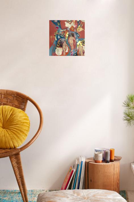 Sangita | Pintura de SINO | Compra arte en Flecha.es