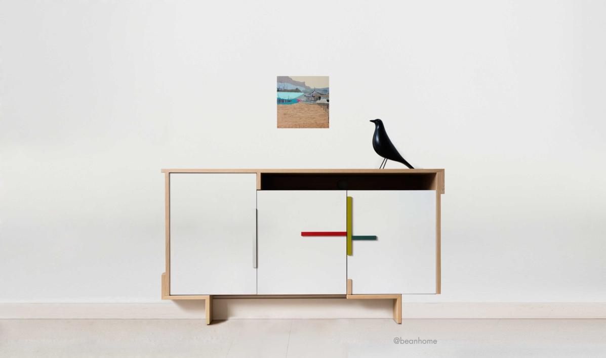 Sedentarios LVII | Collage de Eduardo Query | Compra arte en Flecha.es