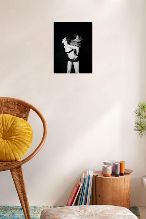 Black 5 | Digital de Mar Agüera | Compra arte en Flecha.es
