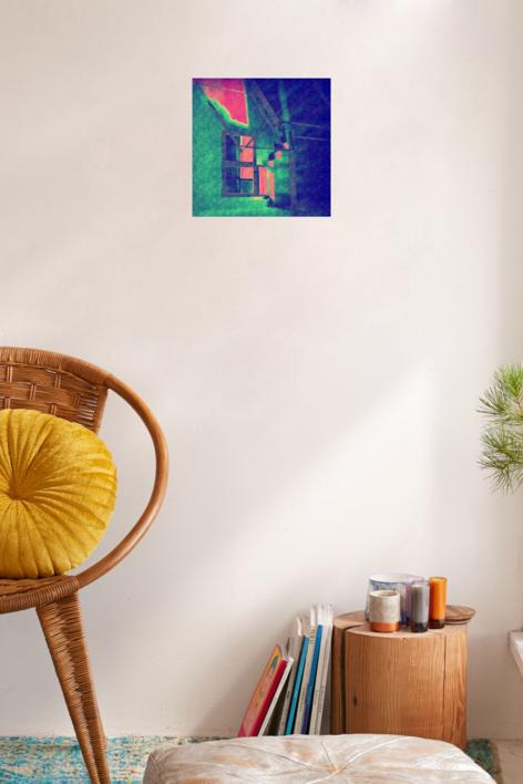 Estructura 2 | Digital de Fuensanta Niñirola | Compra arte en Flecha.es