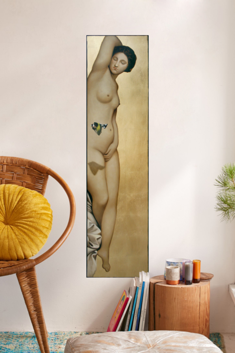 Turne | Collage de Enrique González | Compra arte en Flecha.es