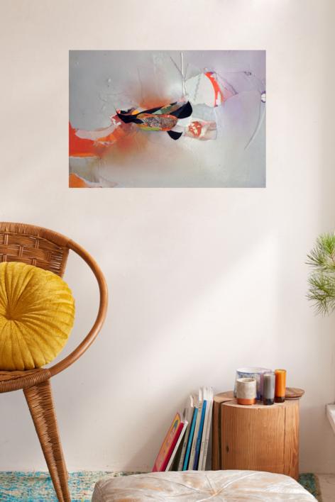 FENIX | Pintura de Raúl Utrilla | Compra arte en Flecha.es