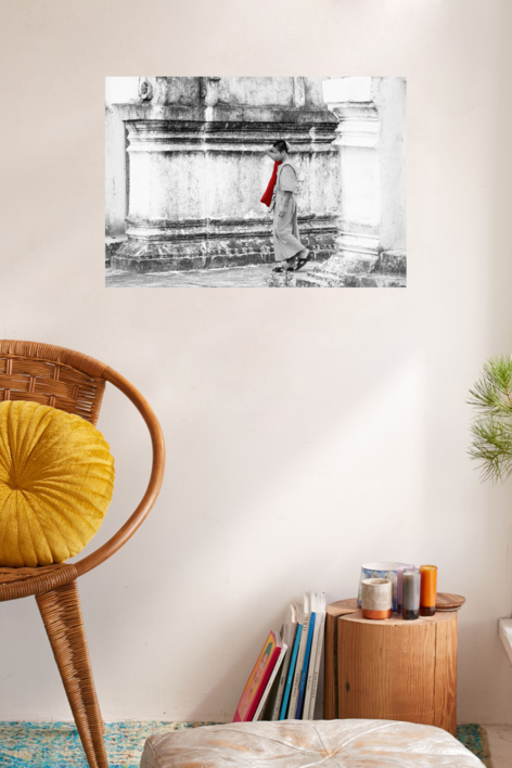 BUDDHIST | Fotografía de Tommy Salas | Compra arte en Flecha.es
