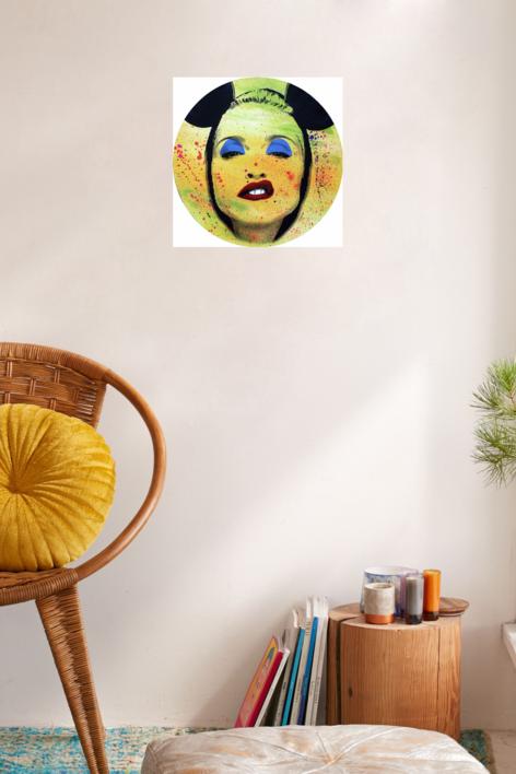 Pop Icon No. 174 | Pintura de Silvio Alino | Compra arte en Flecha.es