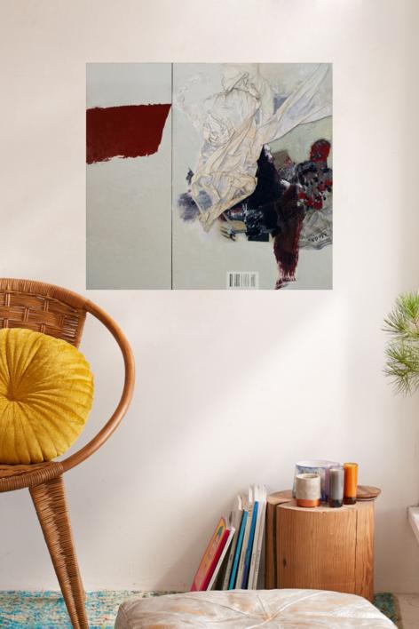 Raul Eberhard_La Codificación del Yo | Collage de Raul Eberhard | Compra arte en Flecha.es