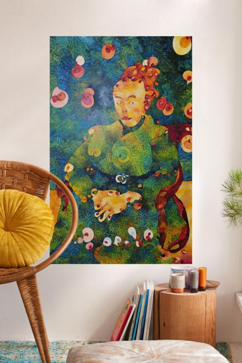 Esperanza | Obra gráfica de richard martin | Compra arte en Flecha.es