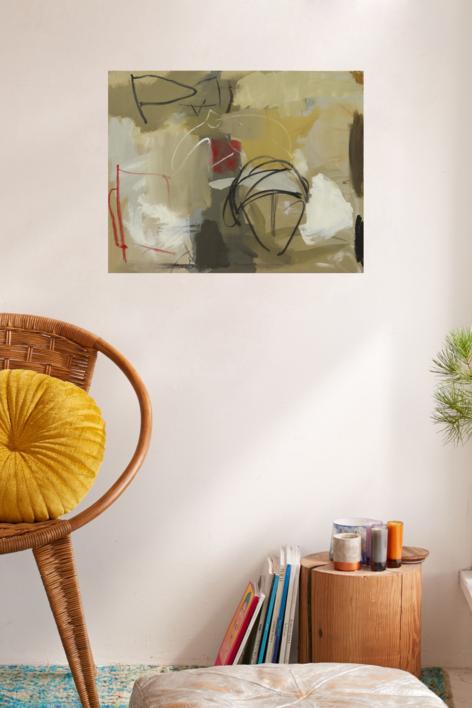 Pi | Pintura de Eduardo Vega de Seoane | Compra arte en Flecha.es