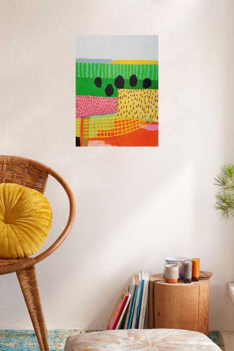 Plener Malarski I | Pintura de Ana Cano Brookbank | Compra arte en Flecha.es