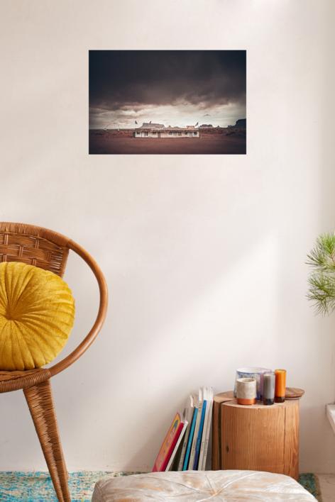 Monument Valley | Digital de Roberto Iván Cano | Compra arte en Flecha.es