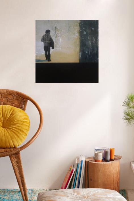 Paseante | Digital de Albarran | Compra arte en Flecha.es