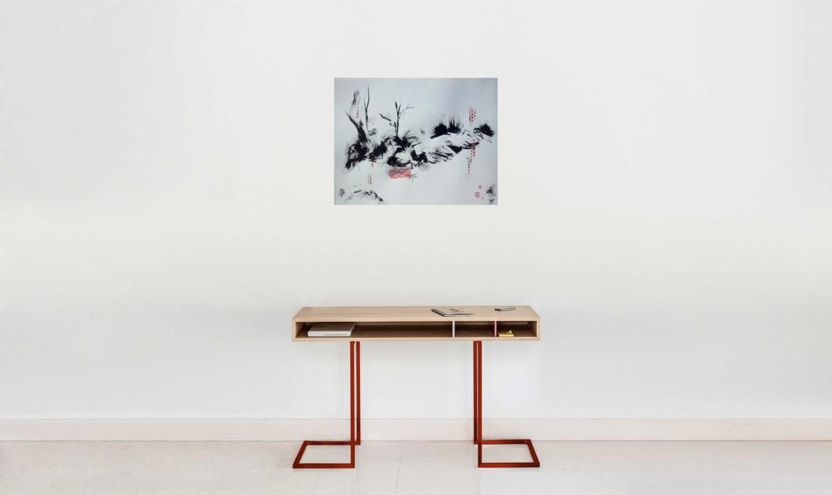 Al Caer la Tarde | Pintura de Martmina | Compra arte en Flecha.es