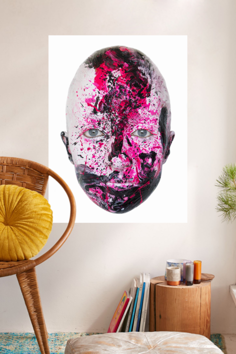"""Pink Paradise"" | Fotografía de Elvira Carrasco | Compra arte en Flecha.es"