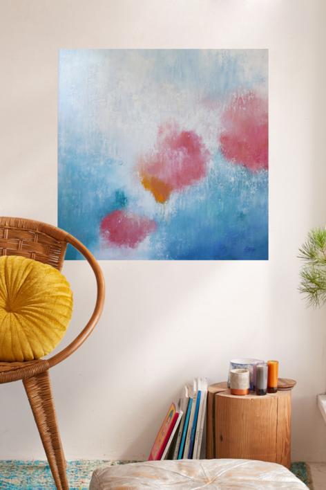 Bergen |Pintura de Maria Miralles | Compra arte en Flecha.es