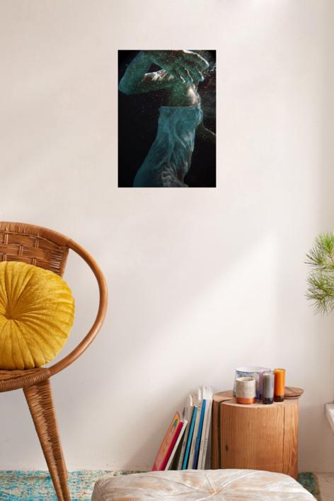 Deep | Digital de Mar Agüera | Compra arte en Flecha.es