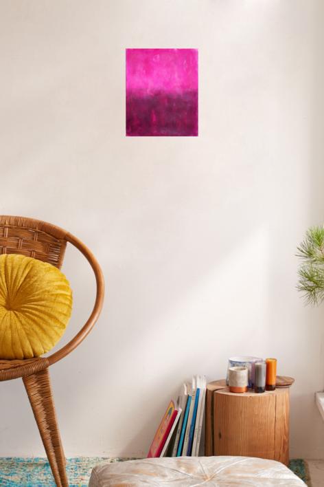 Rose land | Pintura de Luis Medina | Compra arte en Flecha.es