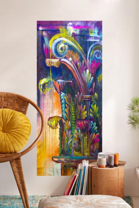 Colorintio | Obra gráfica de Misterpiro | Compra arte en Flecha.es