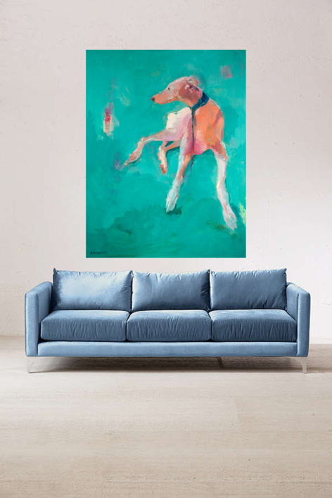 Big | Pintura de Pilar Álvarez | Compra arte en Flecha.es