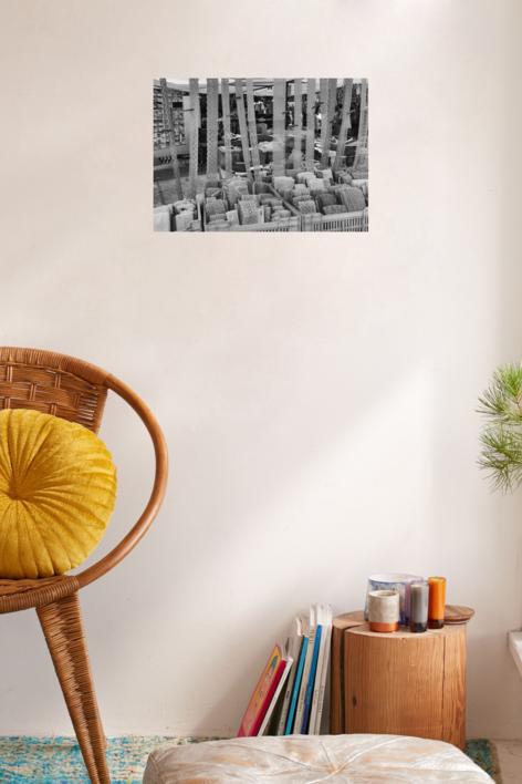 Encajes | Fotografía de Pepe González-Arenas | Compra arte en Flecha.es