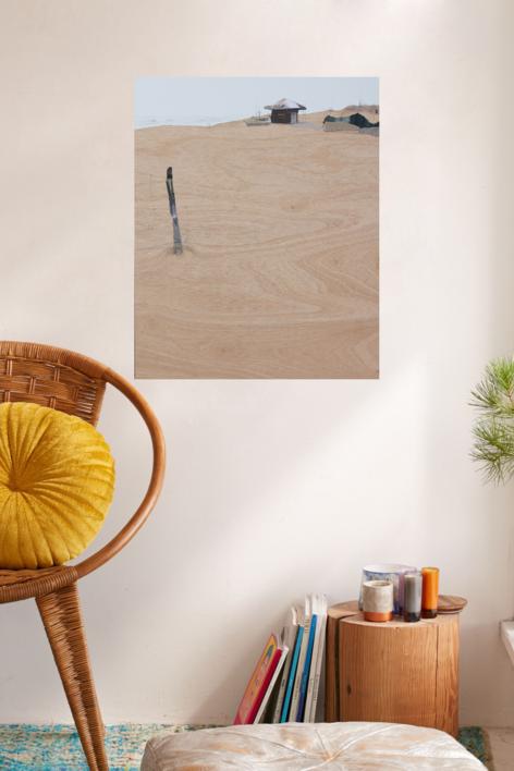 Sedentarios LIV | Collage de Eduardo Query | Compra arte en Flecha.es