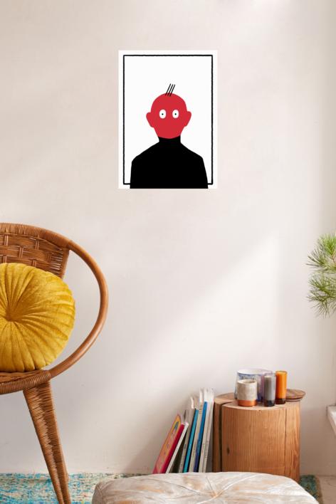 Culpable | Digital de JuanjoGasull | Compra arte en Flecha.es