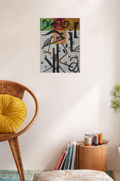 Rato-4 | Obra gráfica de Ferrán García Sevilla | Compra arte en Flecha.es