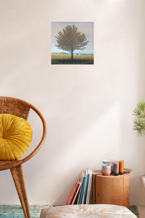 Pequeño paisaje I | Pintura de Charlotte Adde | Compra arte en Flecha.es