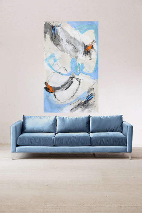 Vibrant amb la teua música | Pintura de Perceval Graells | Compra arte en Flecha.es