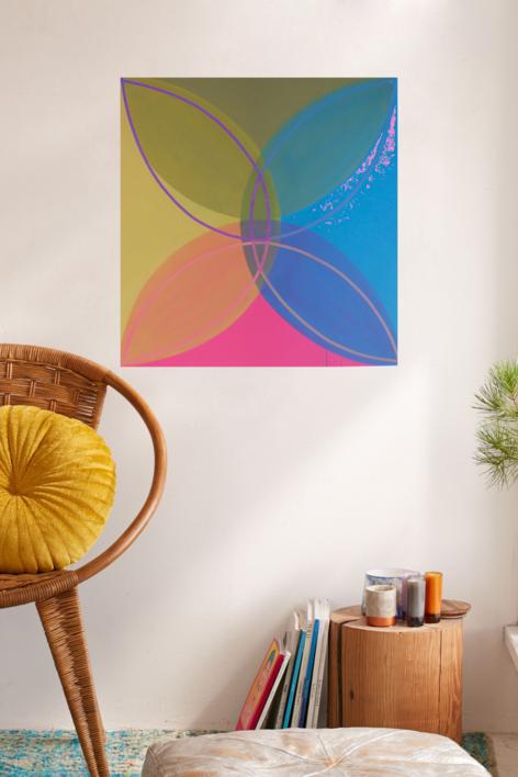 Now & Ever 26 | Pintura de Marta Marce | Compra arte en Flecha.es
