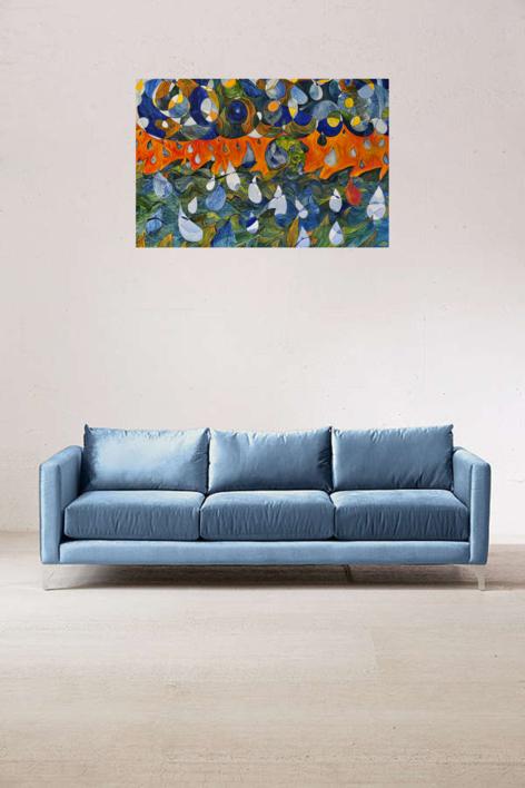 La tempesta | Imagen en movimiento de RICHARD MARTIN | Compra arte en Flecha.es