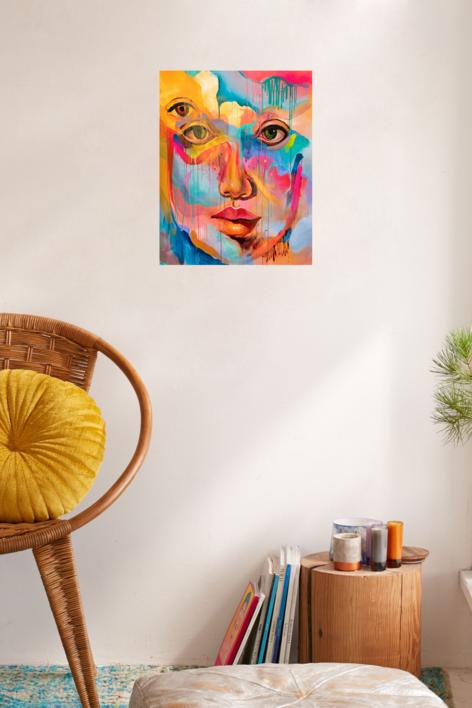 Fragile | Obra gráfica de Misterpiro | Compra arte en Flecha.es