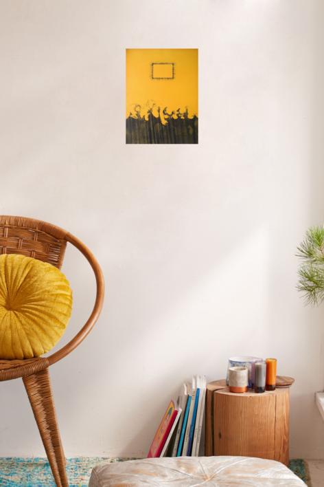 Rimas VIII | Obra gráfica de Doroteo Arnáiz | Compra arte en Flecha.es