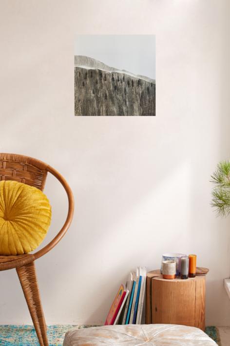Montaña 1   Pintura de Milena Mateva   Compra arte en Flecha.es