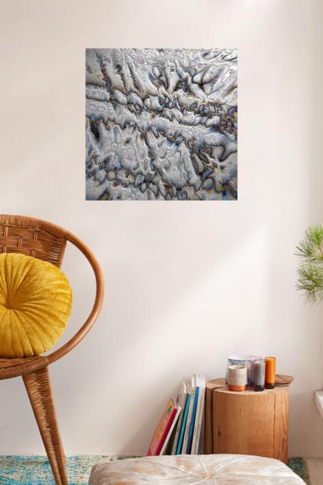 DESHIELO Nº2 | Digital de rocamseo | Compra arte en Flecha.es