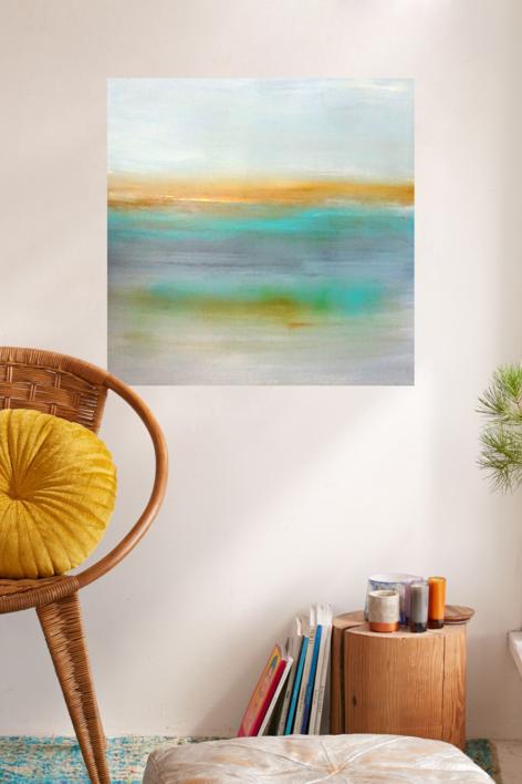 Viaje | Pintura de Esther Porta | Compra arte en Flecha.es