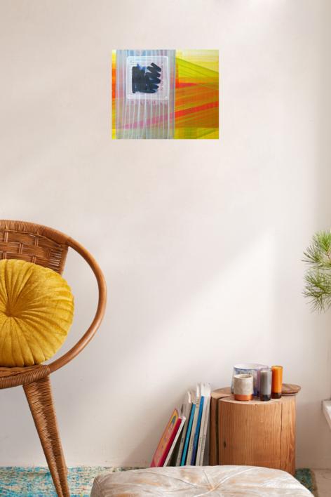 LRL 110 | Pintura de Daniel Charquero | Compra arte en Flecha.es