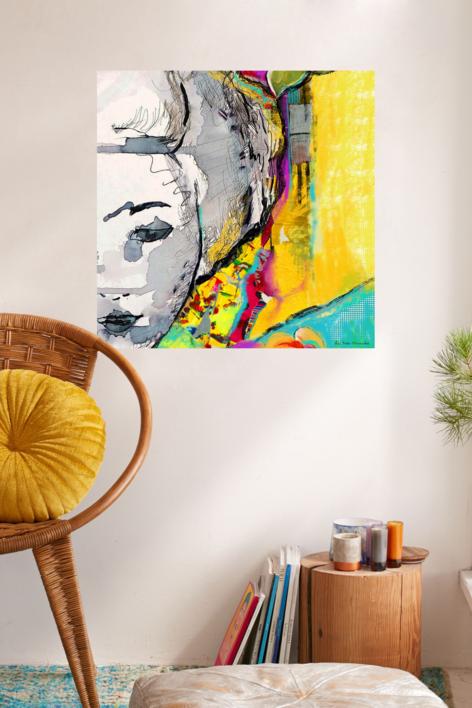 """""""El  lugar de tus sueños""""   Collage de Ana Soler Fernandez   Compra arte en Flecha.es"""