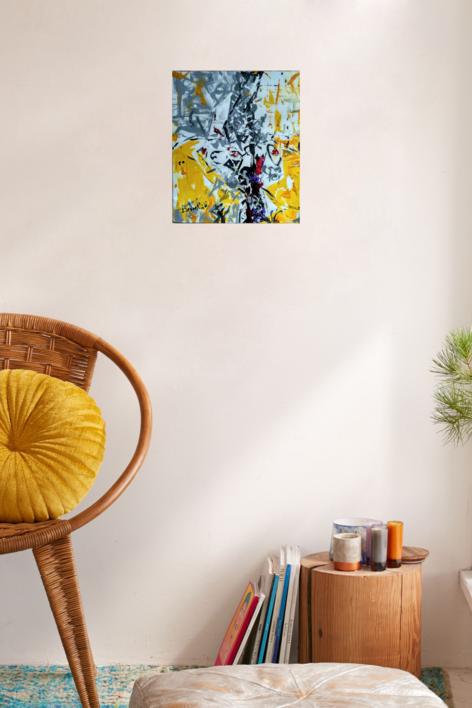 Collection 3 number 5 | Obra gráfica de mhberbel | Compra arte en Flecha.es