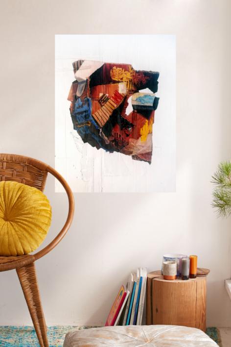 Independencia | Pintura de María Sánchez | Compra arte en Flecha.es