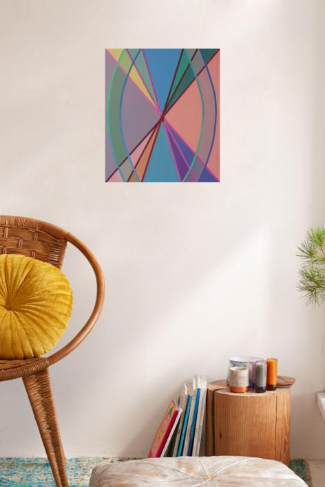 Now & Ever 20 | Pintura de Marta Marce | Compra arte en Flecha.es