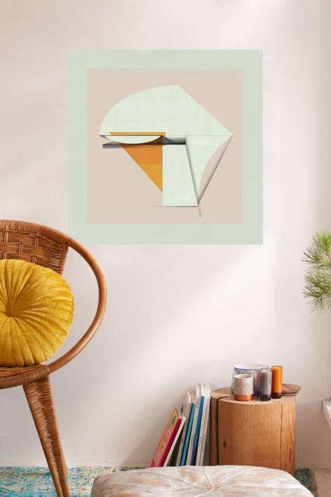 Abstract composition 926 | Digital de Jesús Perea | Compra arte en Flecha.es
