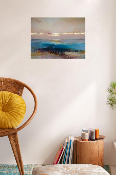 The Journey | Pintura de Magdalena Morey | Compra arte en Flecha.es