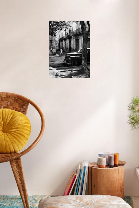 Por la Havana vieja | Fotografía de Verónica Velasco Barthel | Compra arte en Flecha.es