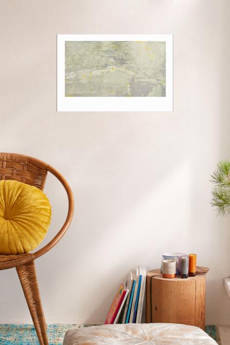 Mercado de Borne (versión 2) | Obra gráfica de Jorge Castillo | Compra arte en Flecha.es