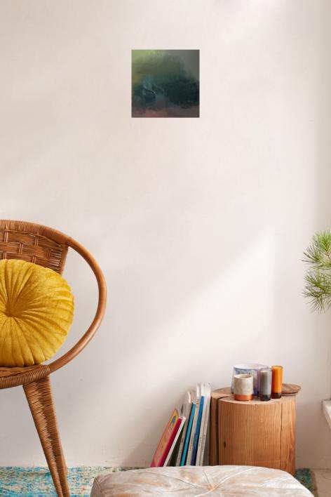 Paisaje ausente 06 | Pintura de María Argüelles | Compra arte en Flecha.es