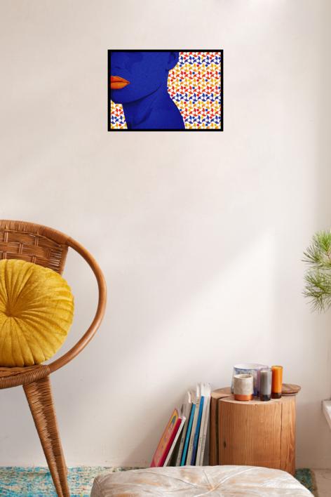 Alhambra | Dibujo de Otis | Compra arte en Flecha.es