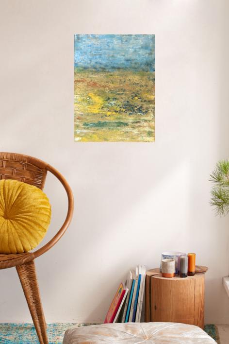 Horizonte   Pintura de Enric Correa   Compra arte en Flecha.es