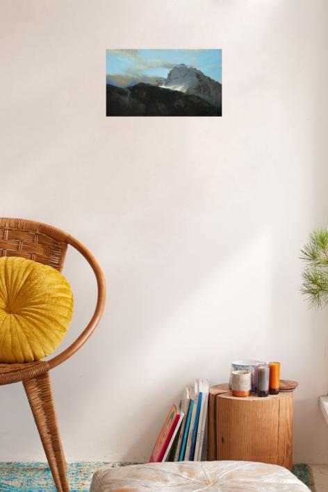 El Ercina   Pintura de Orrite   Compra arte en Flecha.es